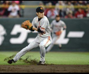 イップスとの戦いに勝った野球選手
